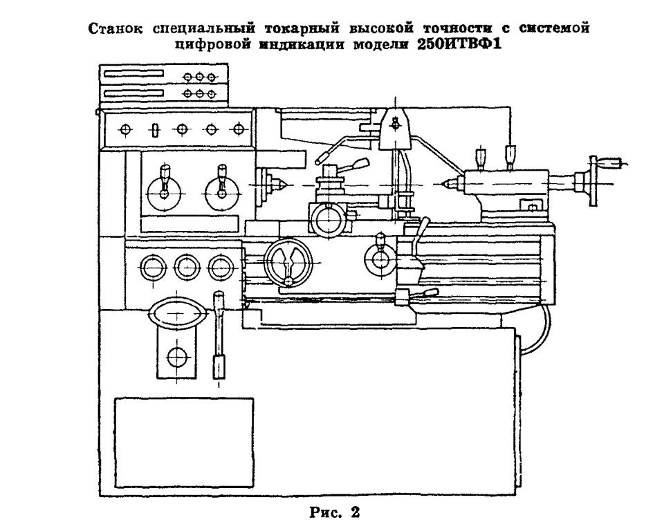 Токарный станок - 1К62 Скачать